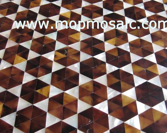 Triangle Pen shell Tiles