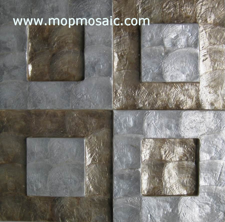 Capiz shell panel,shell wall panel
