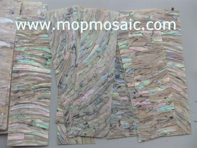 Customized New zealand abalone shell paper