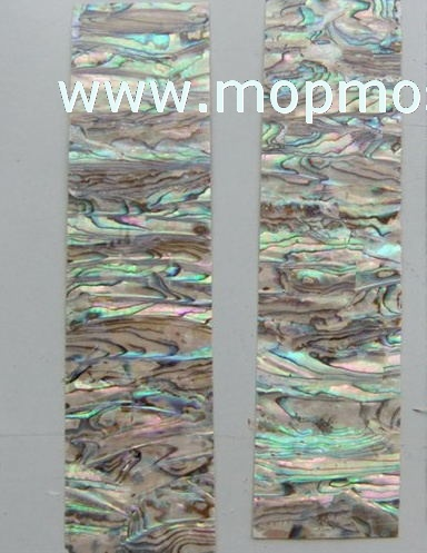 Customized new zealand red abalone shell laminate