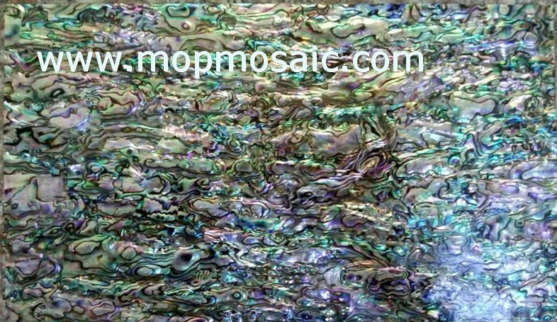 0.5mm thickness mexican abalone shell laminate