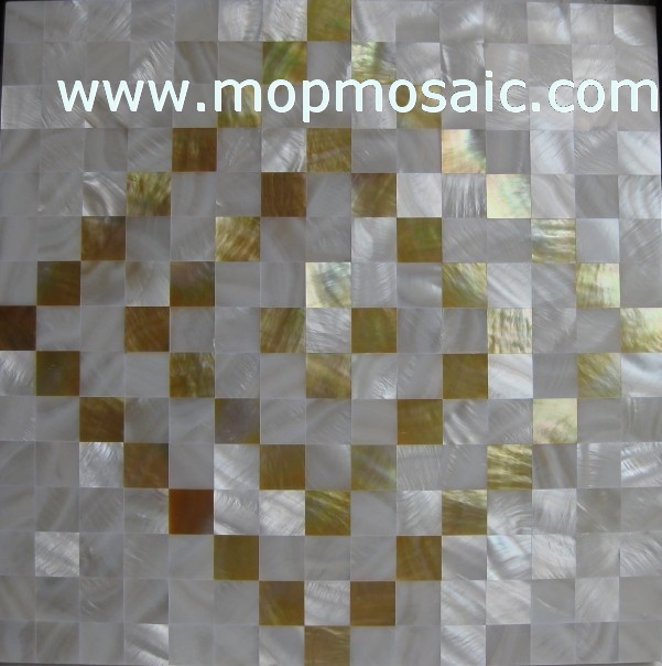 Freshwater shell tiles,mother of pearl tiles