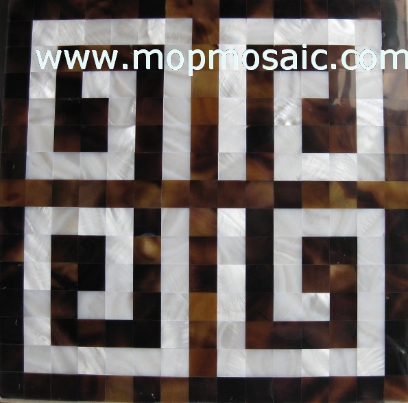Mother of pearl tiles(Pen Shell Tiles)