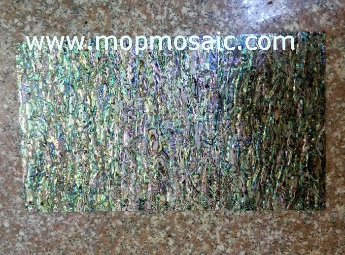 0.5mm thickness abalone shell paper for luthier inlay