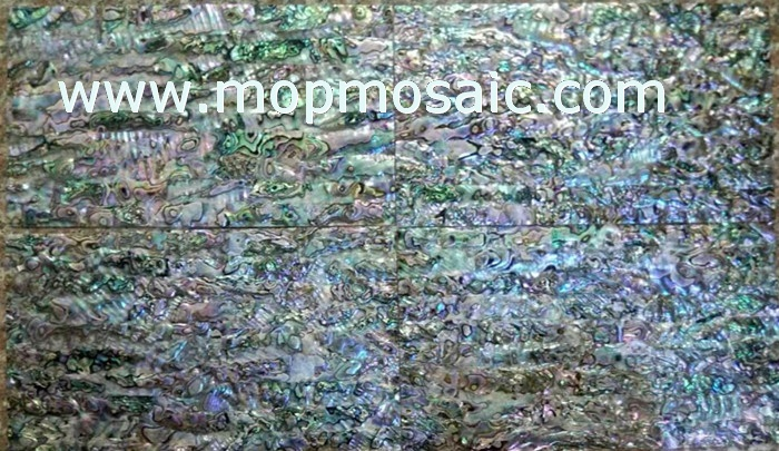 0.5mm thickness mexican abalone shell lamiante